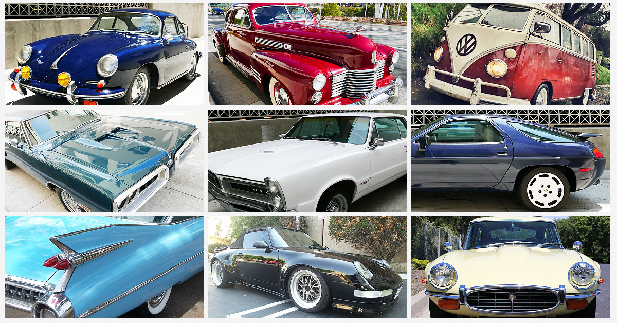 Classic Cars, Trucks and SUVs Available in Copart Online Auctions